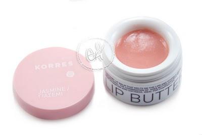 """Бальзам для губ (оттенок """"Jasmine"""") от Korres"""