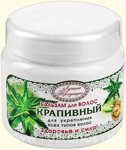 """Бальзам для волос """"Крапивный"""" от Лучшие традиции"""