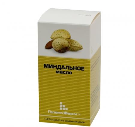 Миндальное масло от ГаленоФарм