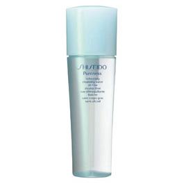 Освежающая очищающая вода для лица без содержания масел и спирта Refreshing Cleansing Water Oil-free Alcohol-free от Shiseido
