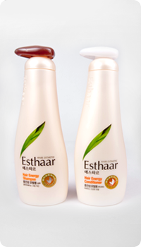 Шампунь и кондиционер для волос Hair Energy Shampoo and Conditioner (Normal & Dry Scalp) от Esthaar