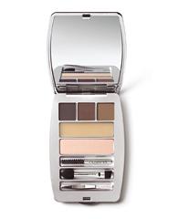 "Палетка для бровей Eyebrow Kit ""Pro"" Palette от Clarins"