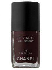 Лак для ногтей Chanel Le Vernis Nail Colour, 18-Rouge Noir