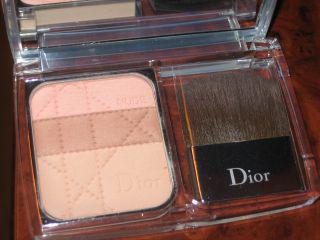 Компактная пудра Nude Natural Glow Sculpting Powder от Dior (1)