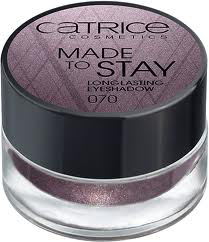 Кремовые тени для век Made To Stay (оттенок № 070) от Catrice