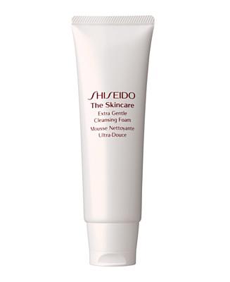Ультрамягкая очищающая пенка для лица Extra Gentle Cleansing Foam от Shiseido