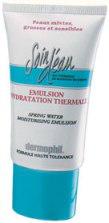 Увлажняющий матирующий термальный крем Soin d'Eau от Dermophil