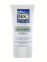 """Увлажняющий дневной крем - эффект """"8 часов сна"""" Skin Rest  от RoC"""