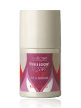 Шариковый дезодорант-антиперспирант «Вояж – Цветы Ривьеры» от Oriflame