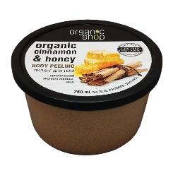 """Пилинг для тела """"Медовая корица"""" от Organic Shop (2)"""