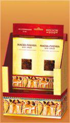 Маска-пленка для лица с морскими минералами (какао) от Фараоновы ванны