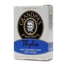 Мыло с серой Acne Treatment Soap with Sulfur от Grandpa's