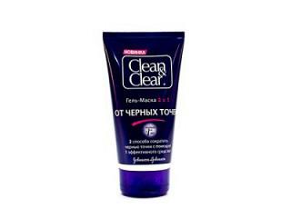 Гель-маска от черных точек от Clean&Clear