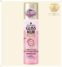 """Экспресс-кондиционер для волос Gliss Kur """"Жидкий шелк"""" от Schwarzkopf"""