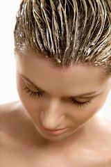 Маска-пилинг для кожи головы