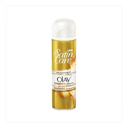 Гель для бритья Satin Care Venus & Olay от Gillette