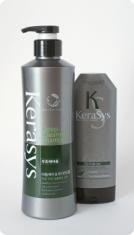 Шампунь + бальзам Deep Cleansing Shampoo от KeraSys