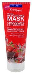 """Очищающая маска для лица """"Шоколад и клубника"""" от Freeman"""