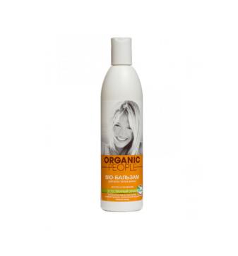 """Bio-бальзам для всех типов волос """"Естественный объем"""" от Organic People"""