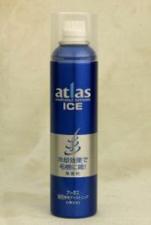 Тоник для стимуляции роста волос Atlas ice от Utena