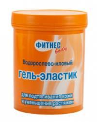 Гель-эластик для подтягивания кожи и уменьшения растяжек Фитнес Body от Floresan