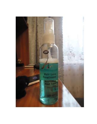 Тоник  для лечения выпадения волос Hair Loss Treatment Nourishing Root Tonic от Boots
