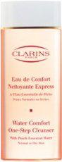 Очищающая вода для лица Eau de Confort Nettoyante Express Peaux Normales ou Sèches от Clarins