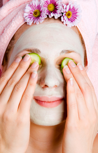 Самодельная маска для лица и рецепт скраба