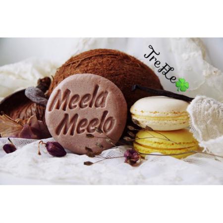 """Твердый шампунь """"Кокос для волос"""" от Meela Meelo"""