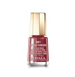 Лак для ногтей (оттенок № 381 ROUGE FOREVER) от Mavala