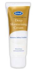 Питательно-увлажняющий крем для ног Deep Moisturising Cream от Scholl