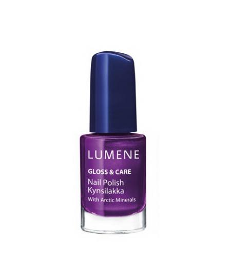 Лак для ногтей Gloss & Care Trend Collection (оттенок № 34 In the Moonlight) от Lumene