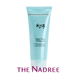 Очищающий пилинг гель для лица Cheong Ju Phyto therapy Super clear peeling gel от Nadree cosmetics
