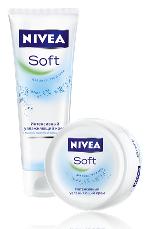Универсальный увлажняющий крем Nivea Soft от Nivea