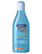 Гель для умывания Visage Young от Nivea