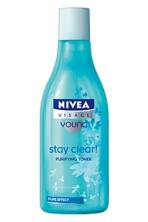 "Очищающий тоник Visage Young ""Stay Clear"" от Nivea"