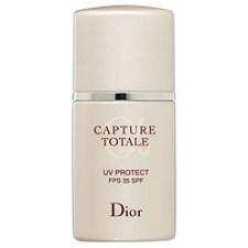 Ежедневное антивозрастное средство для защиты от ультрафиолетовых лучей Capture Totale UV Protect FPS 35 SPF от Dior