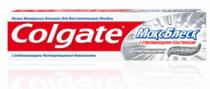 Зубная паста Макс Блеск от Colgate