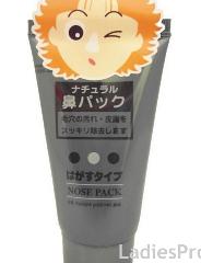Липкая маска для очистки и сужения пор носа от DAISO