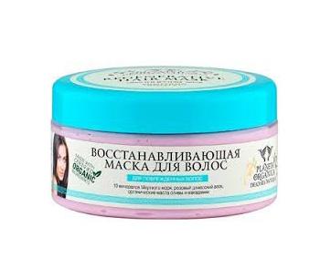 Восстанавливающая маска для волос Dead Sea Naturals от Planeta Organica