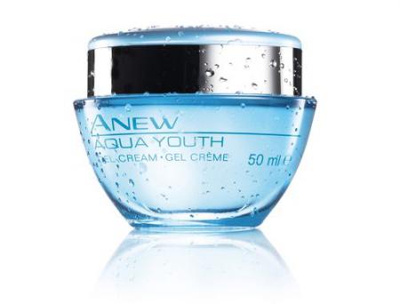 """Интенсивно увлажняющий гель-крем для лица """"Источник молодости"""" от Avon"""