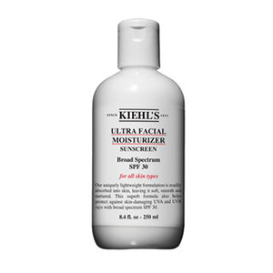 Увлажняющий флюид для лица Ultra Facial Moisturizer SPF 30 от Kiehl's