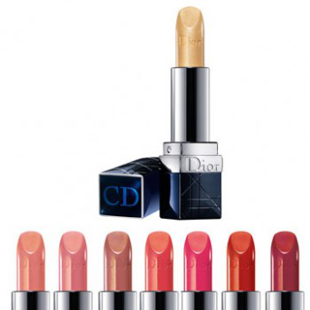Помада Fantastique Rouge №777 (Les Rouges Or Holiday collections 2011) от Dior