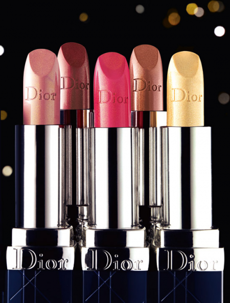 Помада Victorine №747 (Les Rouges Or Holiday collections 2011) от Dior