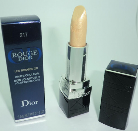 Помада Or Etoile № 217 (Les Rouges Or Holiday collections 2011) от Dior