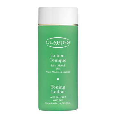 Тонизирующий лосьон для лица с ирисом Toning Lotion with Iris от Clarins