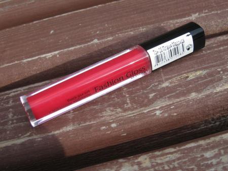 Блеск для губ с зеркальным эффектом Fashion Gloss (оттенок № 09 Пламя Мадрида) от Relouis
