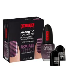 Лак для ногтей Magnetic Nail Art Kit от Pupa