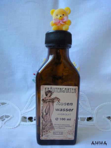 Розовая вода Rosen Wasser Hydrolat от STYX