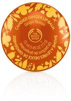 Бальзам для губ Candied Ginger Lip Balm от The Body Shop